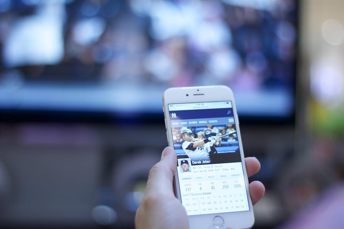 Blended marketing móvil y TV