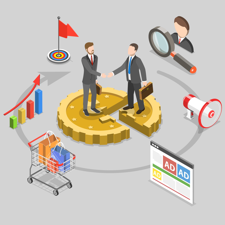 marketing de afiliación web