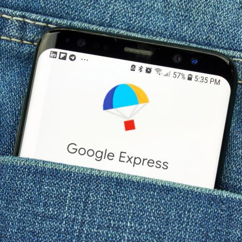 Google Express, el marketplace de Google, cada vez más cerca