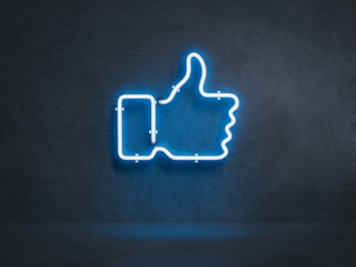 Novedades en social media facebook