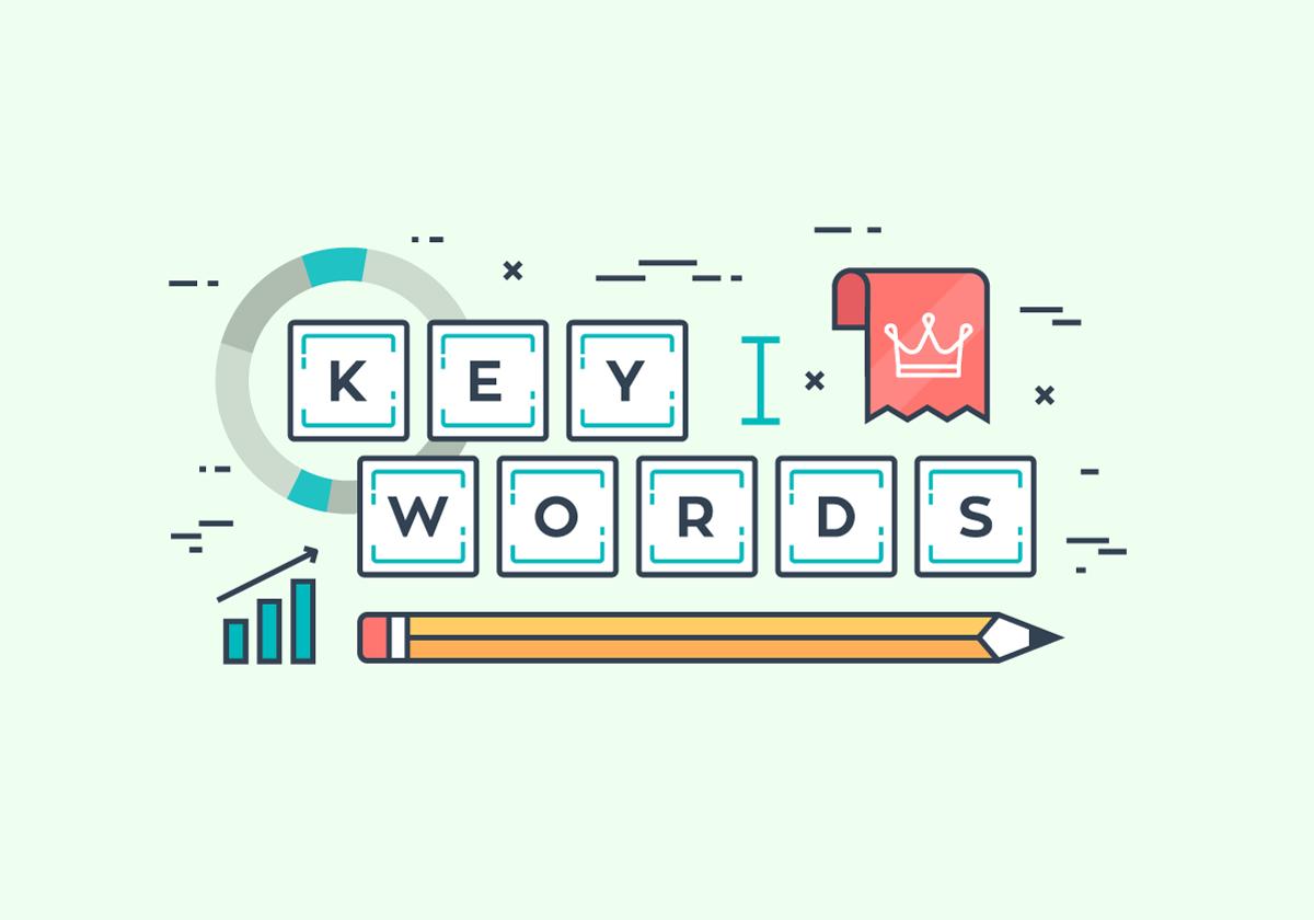 Elegir palabras clave