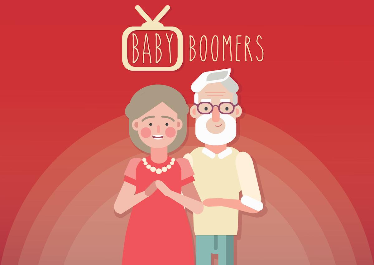 Millennials: Babyboomers
