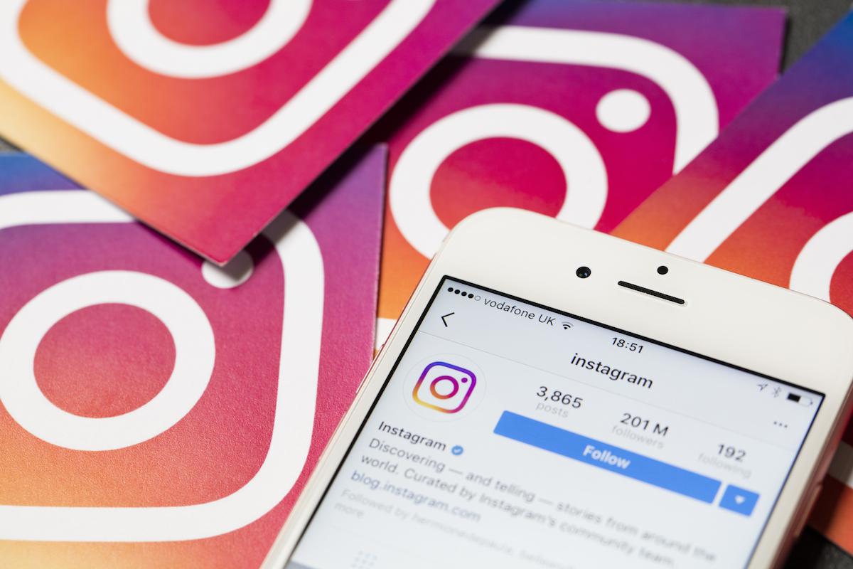 Eliminación de likes en Instagram