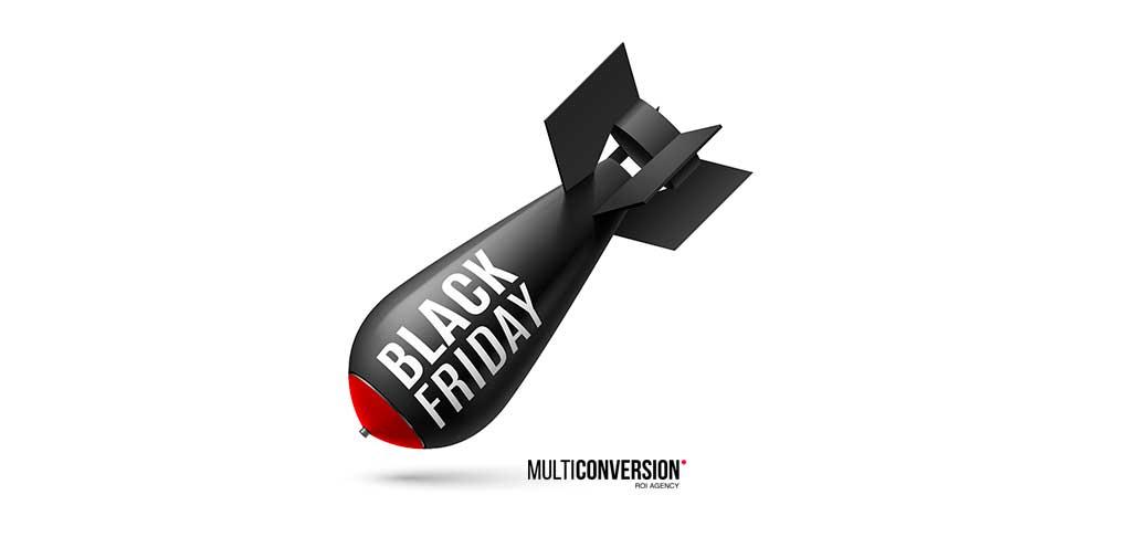 Cómo abordar tu próxima estrategia Black Friday