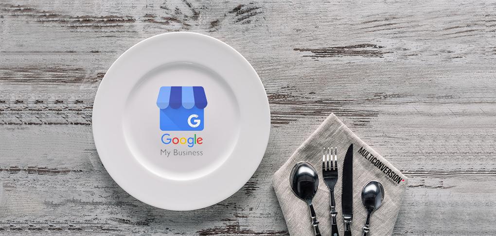 Los restaurantes dejan de necesitar una web 'gracias' a Google
