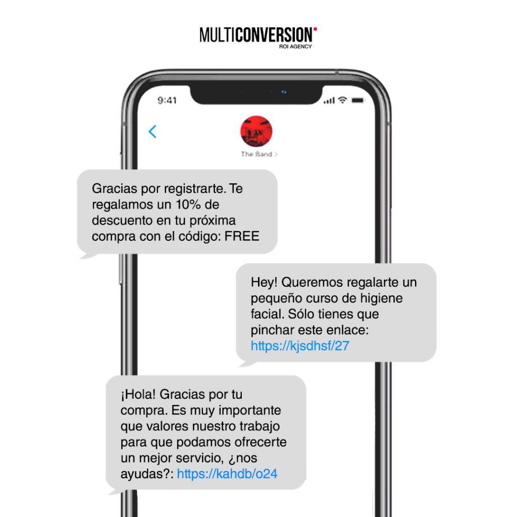 sms marketing ecommerce